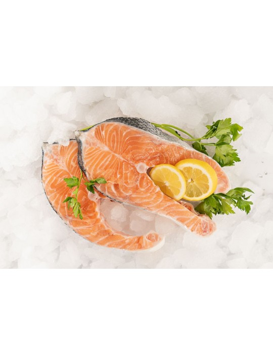 Rodajas Salmon Fresco