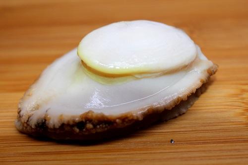 abalone en tempura-limpiar