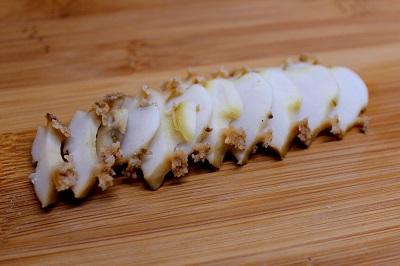 abalone en tempura fritos
