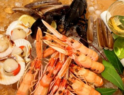 Disfruta en verano del placer de las mariscadas gallegas a domicilio