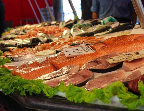 ¿Cuál es el pescado fresco de temporada en enero?