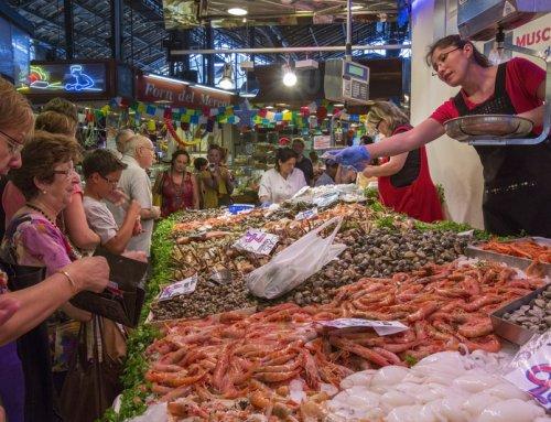 ¿Cuáles son los mejores pescados y mariscos para consumir esta primavera?